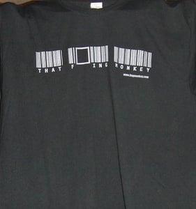 Image of Barcode Tee