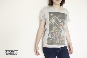 Image of T-SHIRT SCARPE
