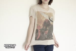 Image of T-SHIRT FUOCO