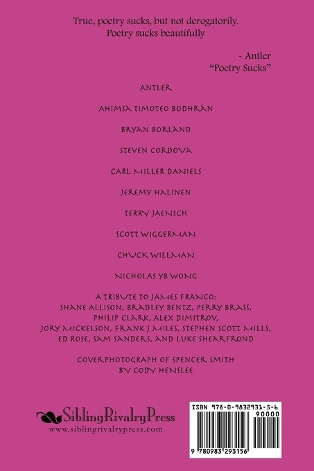 Image of Assaracus: A Journal of Gay Poetry/Issue 3 (Antler, Cordova, Halinen, Franco Poems)