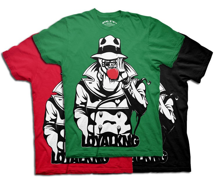 Image of Son of KNG (Green/Red/Black)