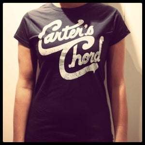 Image of Carter's Chord Women's Tee