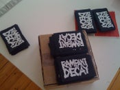Image of Black Canvas Logo Patches