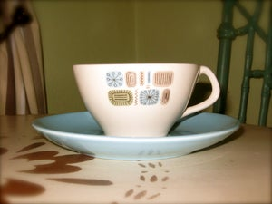 Image of Mid Century Modern Coffee & Tea Set