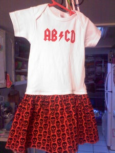 Image of ABCD dress