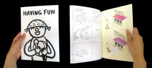 Image of Having Fun Book