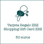 Image of Tarjeta Regalo ZRZ 50_Shopping Gift Card ZRZ 50