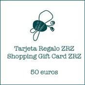 Image of Tarjeta Regalo ZRZ 50_Shopping Gift Card ZRZ 50