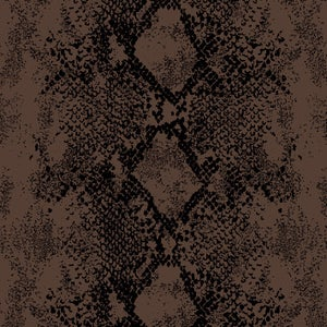 Image of Shimmering Skin-Printed Fabric