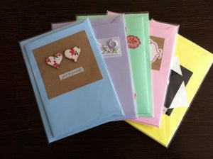 Image of Pack of 5 Assorted Greeting Cards