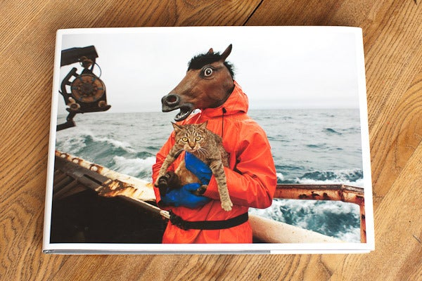 Image of Fish-Work: The Bering Sea (signed copy)