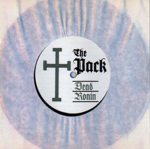 """THE PACK """"Dead Ronin"""" CD"""