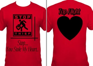 Image of Stop Theif: Top Flight Tee