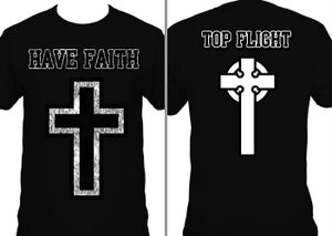 Image of Have Faith: Top Flight Tee