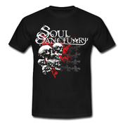 Image of Soul Sanctuary Tee - Evil Skulls