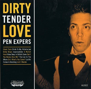 Image of DIRTY TENDER LOVE CD