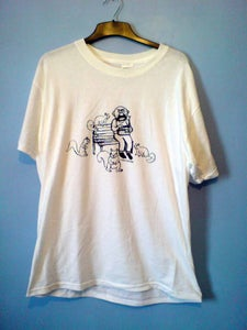 Image of Baba T-shirts (Twig and ink drawing)