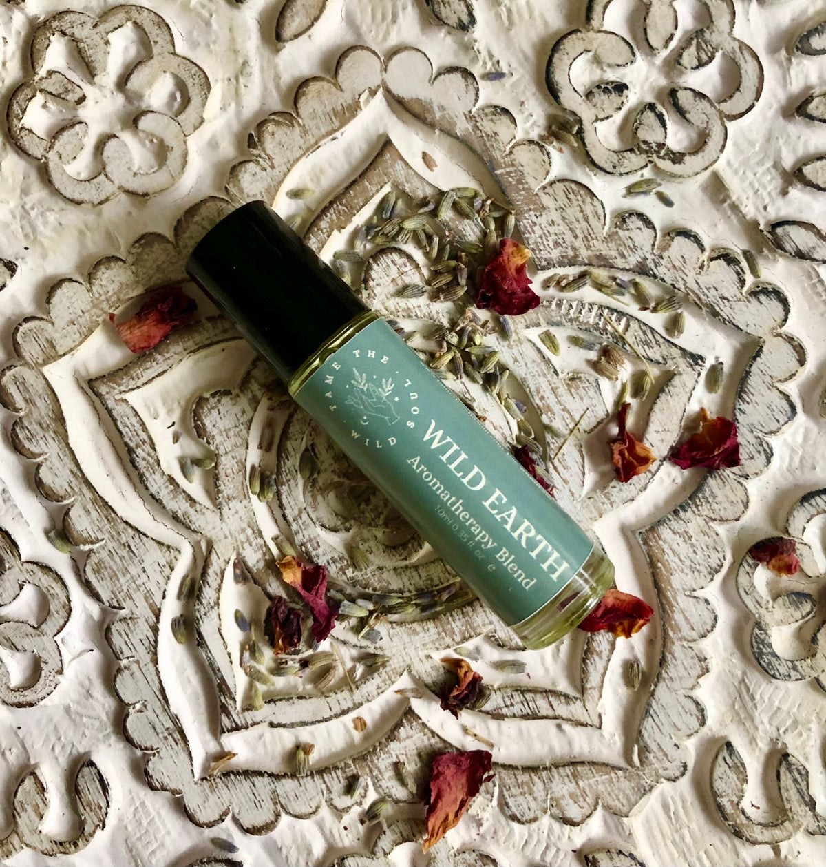 Image of Wild Earth Aromatherapy Blend 10ml