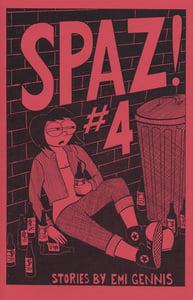 Image of SPAZ! #4