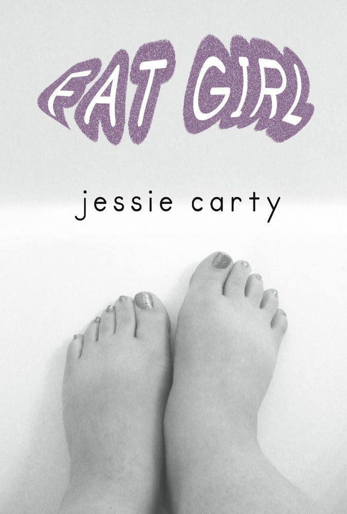 Image of SRP $10 CLASSIC! Fat Girl by Jessie Carty FREE U.S. SHIPPING!