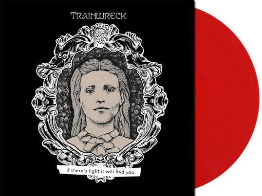 """TRAINWRECK """"IF THERE'S LIGHT IT WILL FIND YOU"""" 12"""" EP VIT021"""
