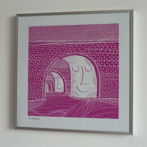 Image of Arches print
