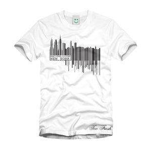 Image of Barcode Shirt