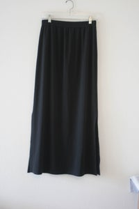 Image of Black Maxi Skirt