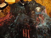 Image of SOLD:Scary Garry In-ring worn shirt