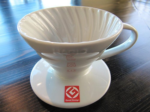 Image of Hario V60 01 Ceramic Dripper Cone