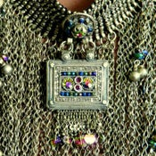 Image of Afghan Collar set
