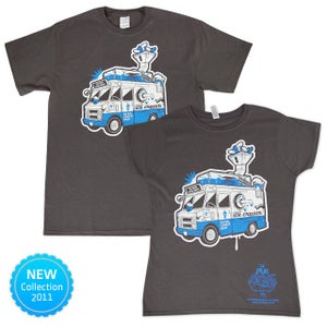 Image of The Smurf Ice Crime Trucks
