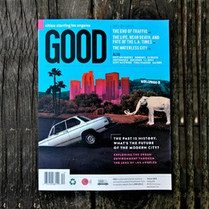 Image of Issue 023: The Los Angeles Issue
