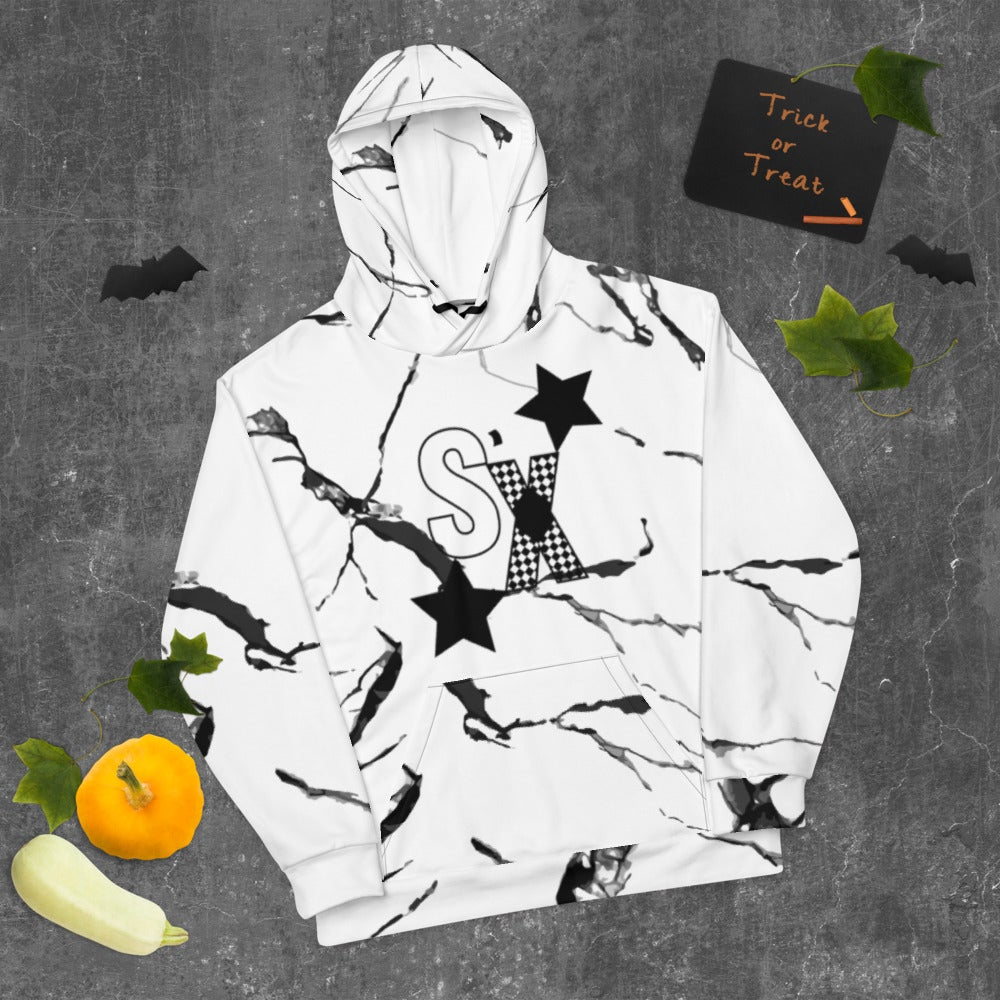 Image of Not Everything is Black & White Unisex Hoodie