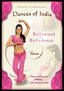 Image of Dances of India: Bollywood to Bollydance