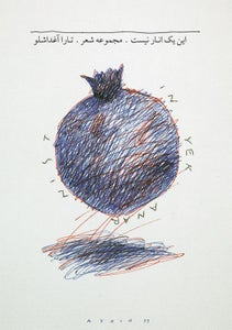 Image of **SOLD OUT** This is Not a Pomegranate (2011)