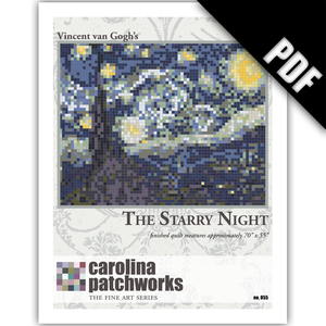 Image of No. 055 -- The Starry Night {PDF Version}