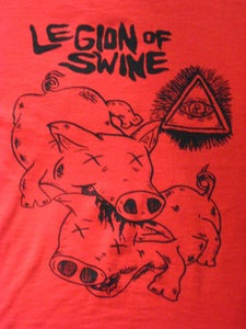 Image of Legion of Swine t-shirt