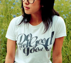 Image of 05/May: Do Good. Feel Good.