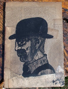Image of Man in Hat