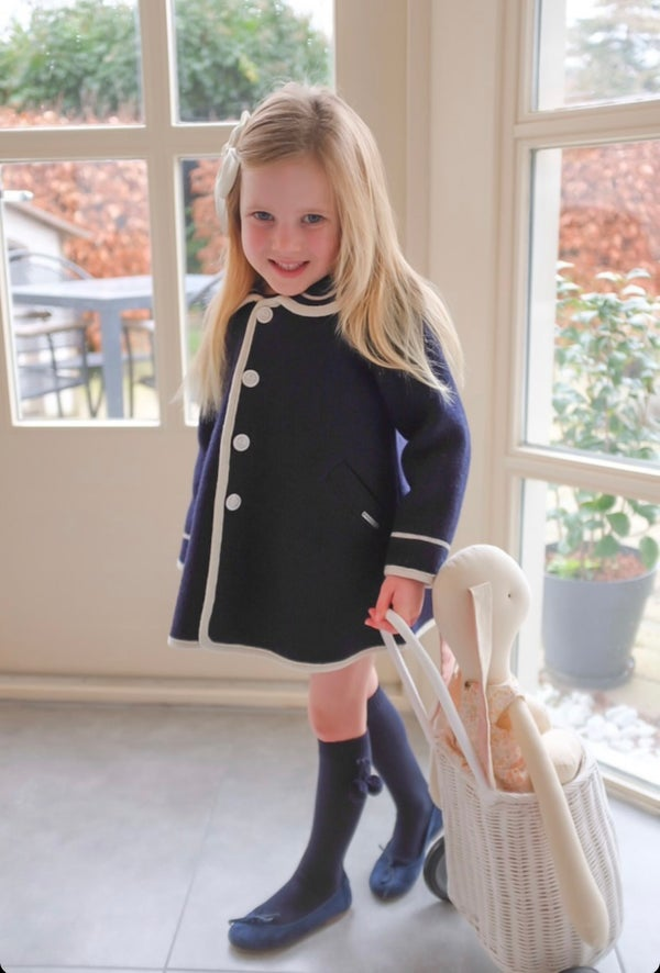 Image of Lane Sailor Coat