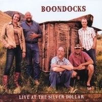 Image of Live at the Silver Dollar - CD (Boondocks)