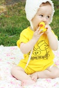 Image of Rubber Ducky Romper