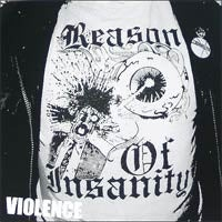 Image of REASON OF INSANITY Violence 10""
