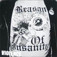 "Image of REASON OF INSANITY Violence 10"""