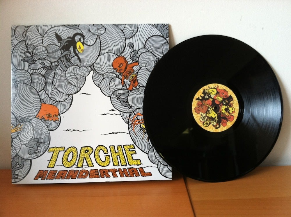 Real Tomato Ketchup Torche Meanderthal Lp