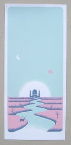 Image of Elk River art print