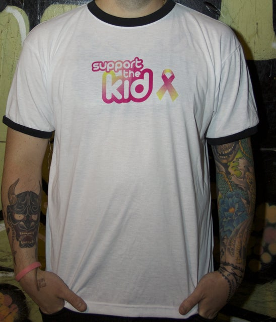 Image of Support The Kid T-Shirt