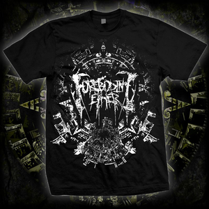 Image of Black FE Beyond Conjecture T-Shirt