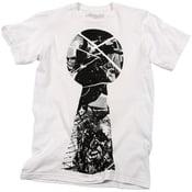 Image of 'Keyhole' T-shirt by WeThreeClub